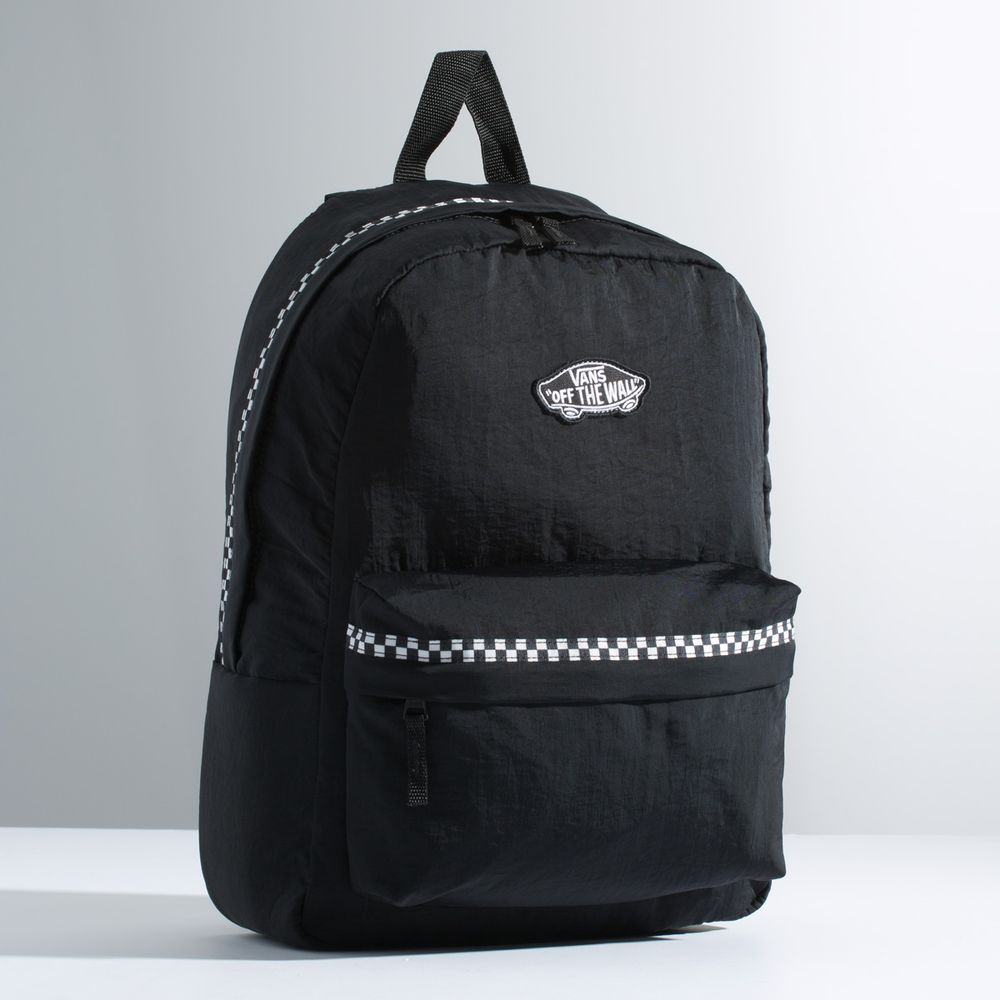 Expedition-Ii-Backpack----Black-Microcheck--OS