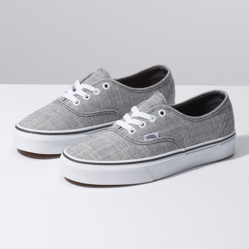 Authentic----CHAMBRAY-EBONY-TRUE-WHITE--5M