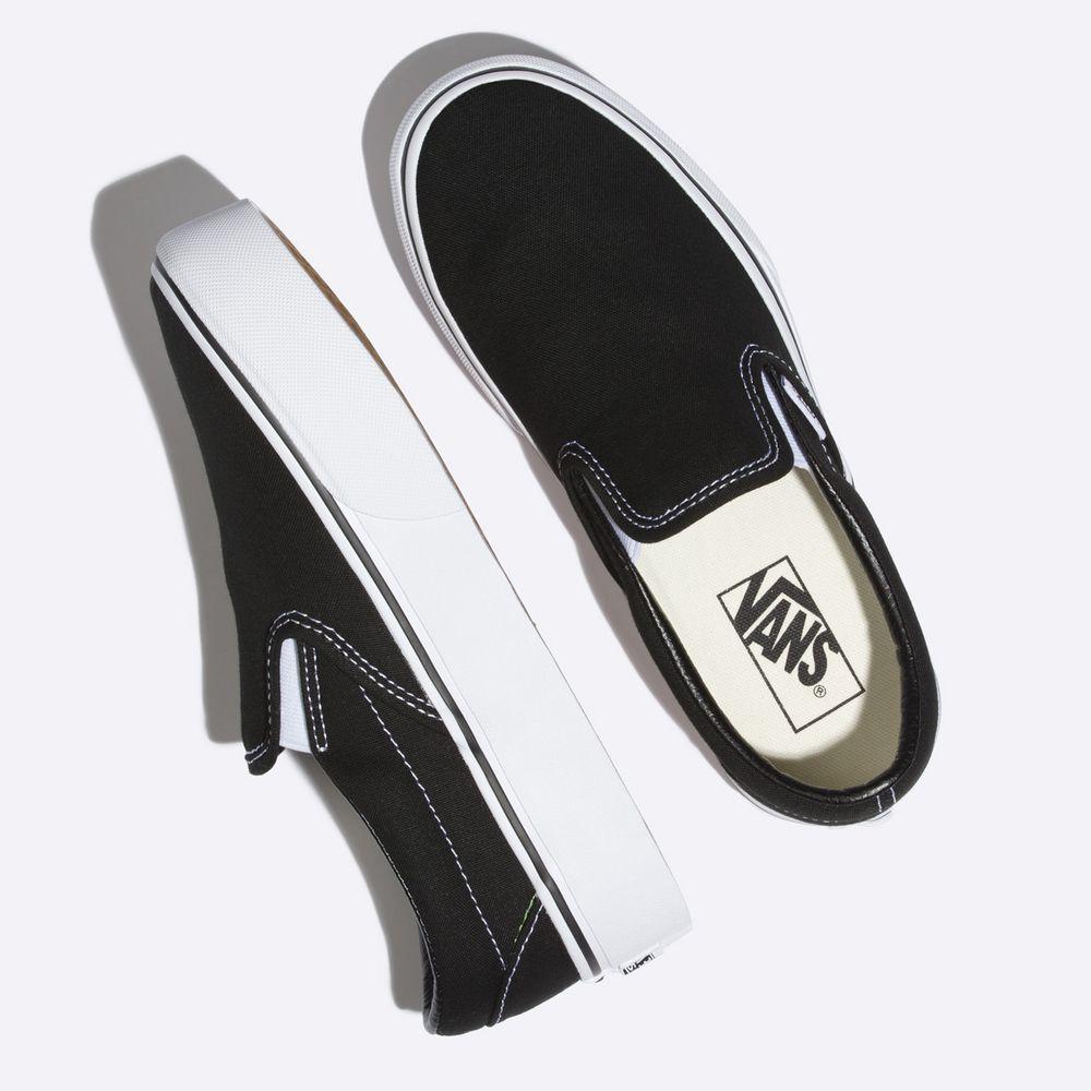 Classic-Slip-On-Platform----BLACK--5M