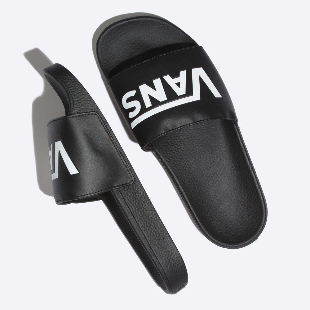 Slide-On----Vans-Black--11M