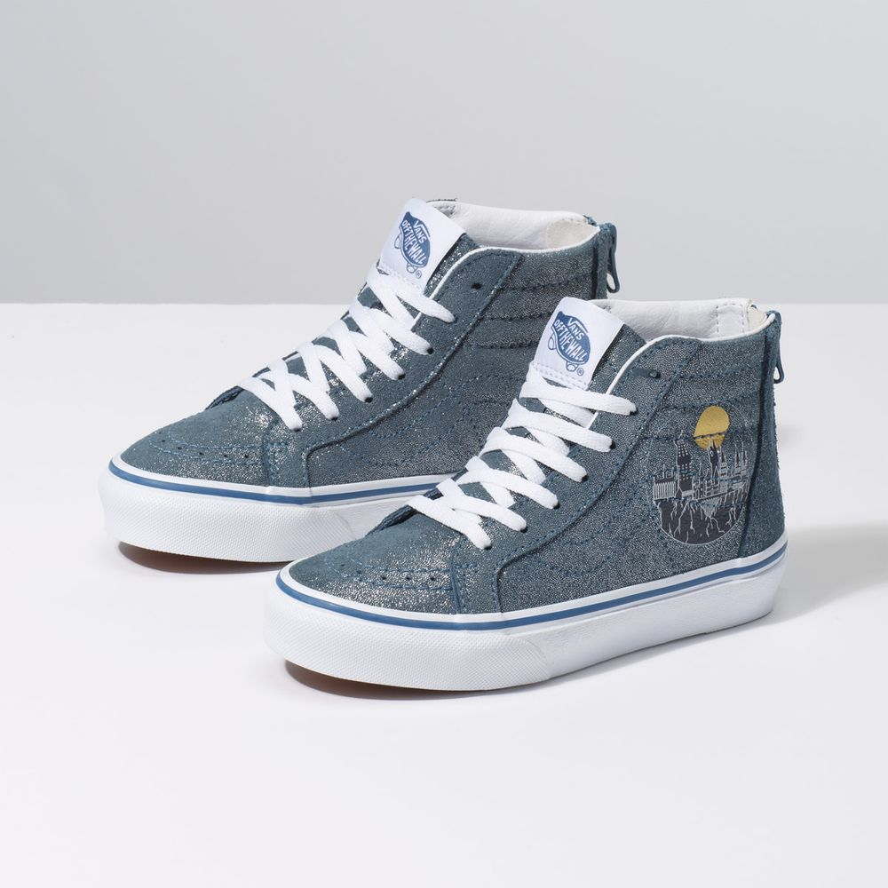 SK8-Hi-Zip---Harry-Potter--Harry-Potter-Hogwarts-Metallic--5.5-M