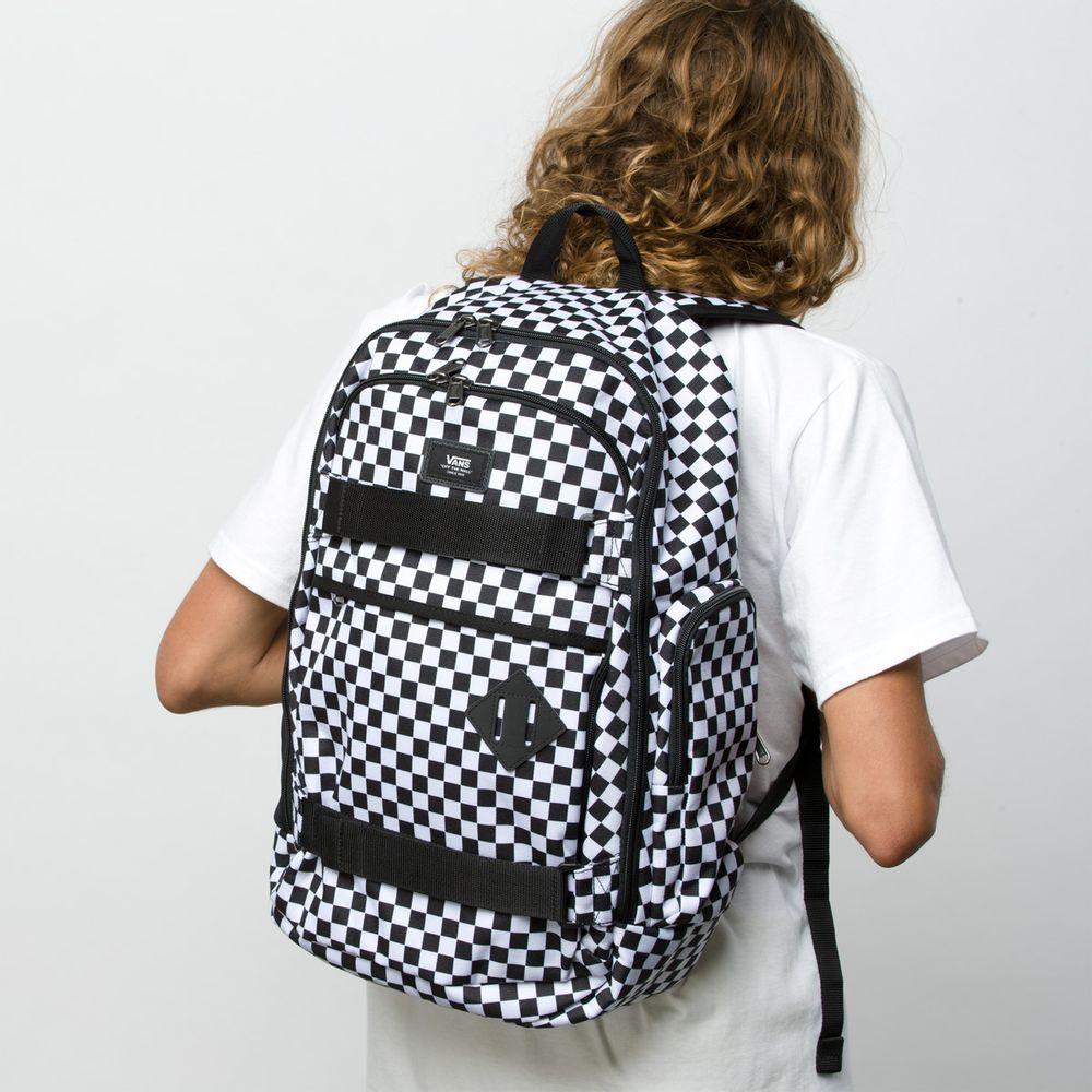 Transient-Iii-Skatepack--Black-White-Check--OS