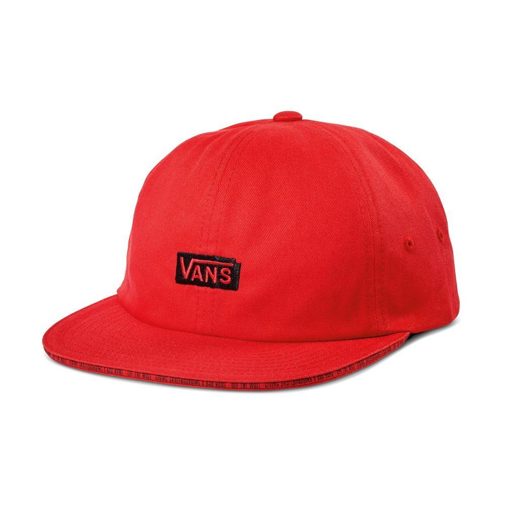 VANS-X-BAKER-JOCKEY-RACING-RED