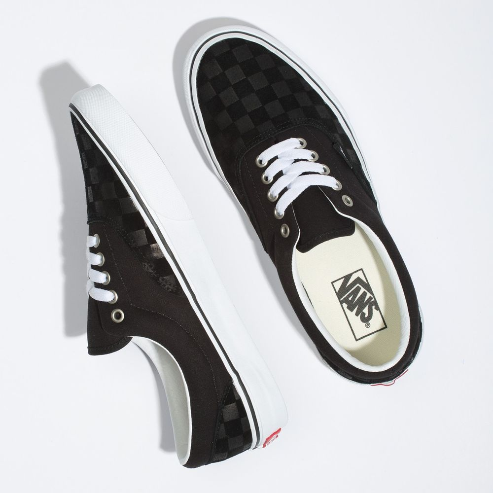 ERA-DEBOSS-CHECKERBOARD-BLACK
