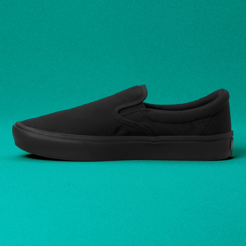 COMFYCUSH-SLIP-ON-CLASSIC-BLACK-BLACK