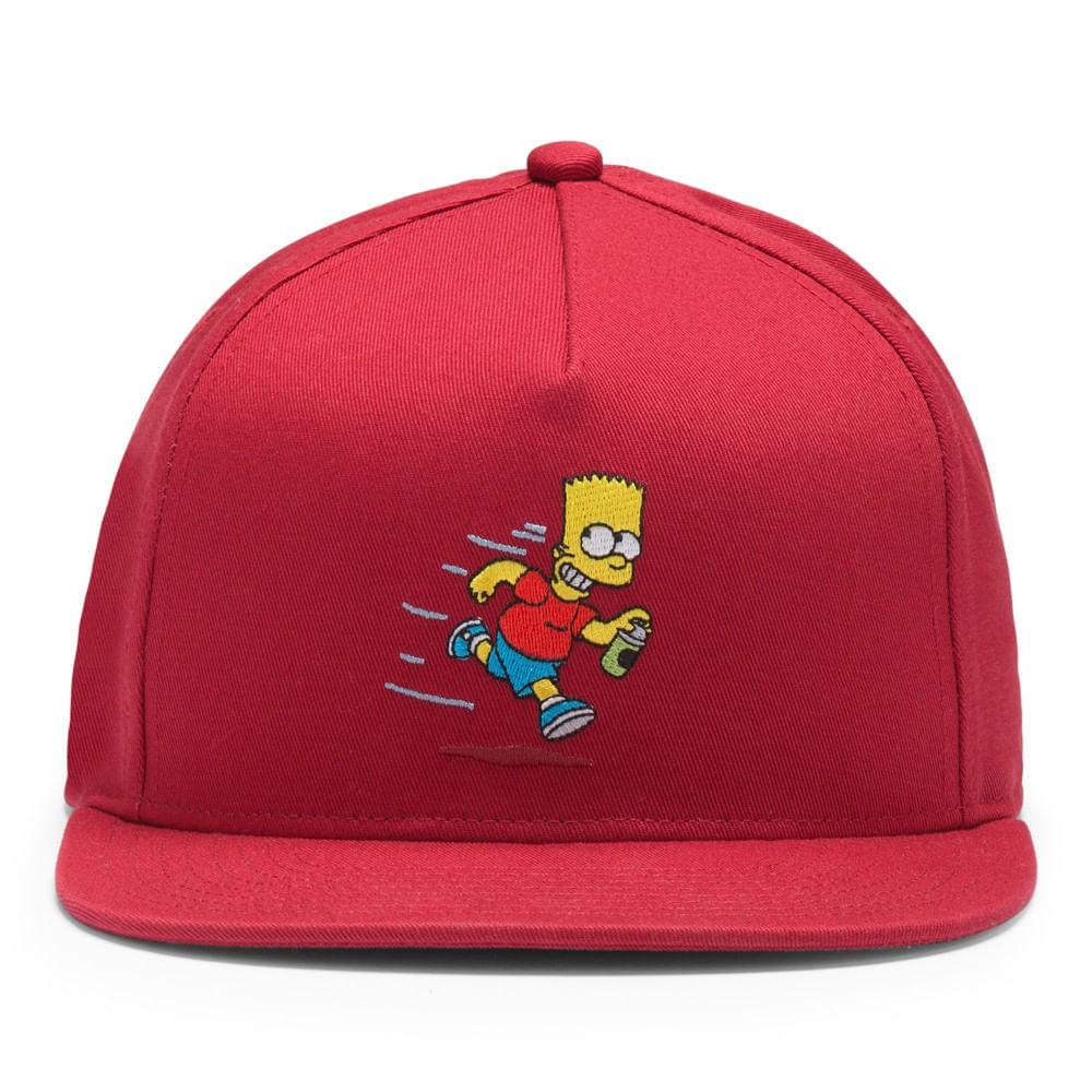 Gorra-Vans-X-The-Simpsons-Snapback