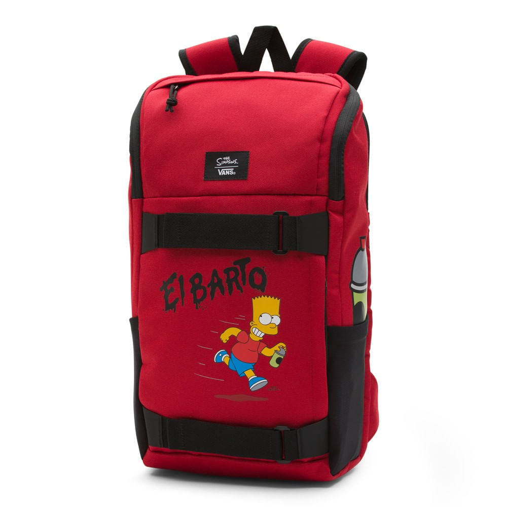 Morral-Obstacle-Skatepack-The-Simpsons-El-Barto