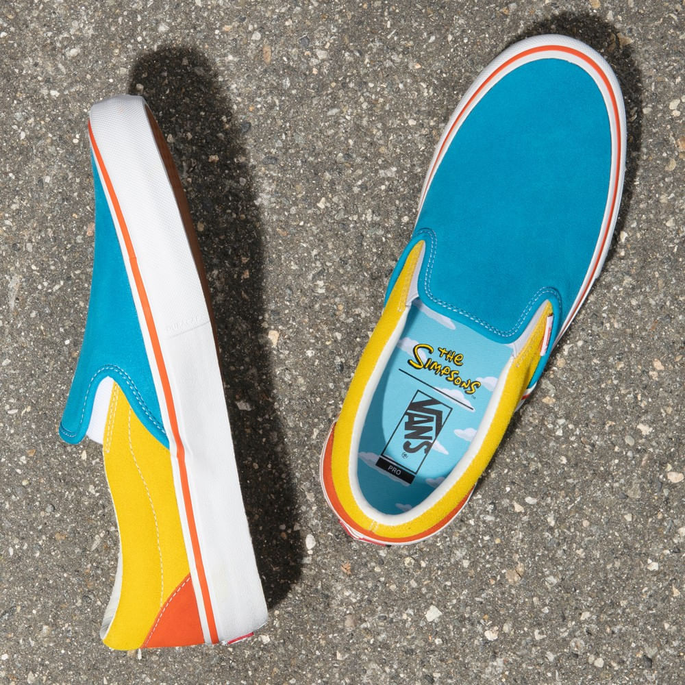 Calzado-Slip-On-Pro-The-Simpsons