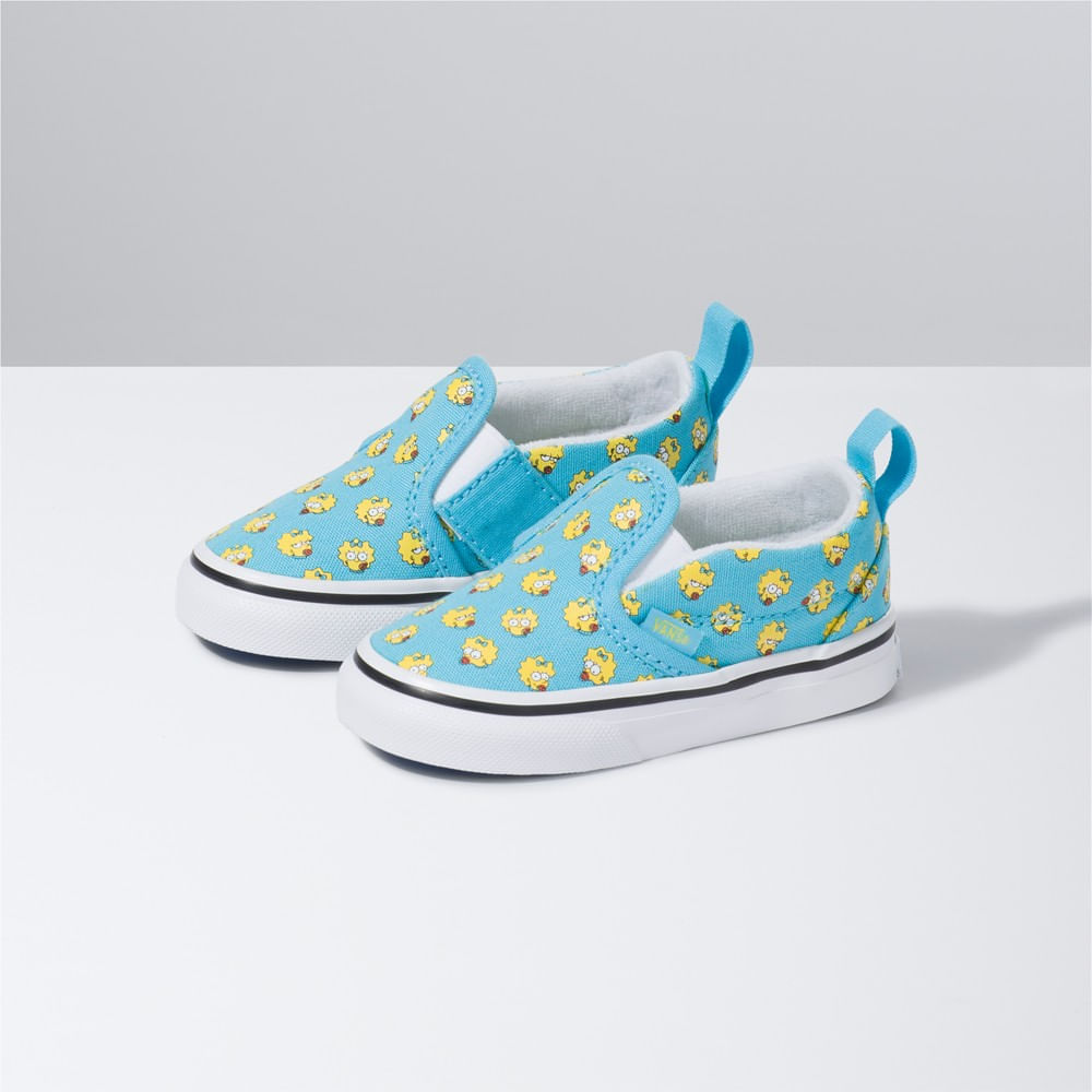 Calzado-Slip-On-V-The-Simpsons-Maggie
