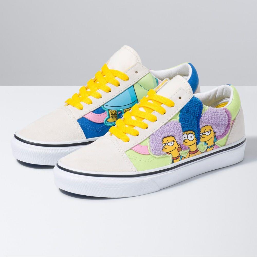 Calzado-Old-Skool-The-Simpsons-The-Bouviers