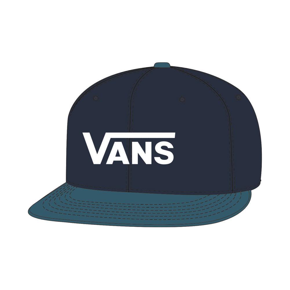 Gorra-Vans-Drop-V-Ii-Snapback-Boys