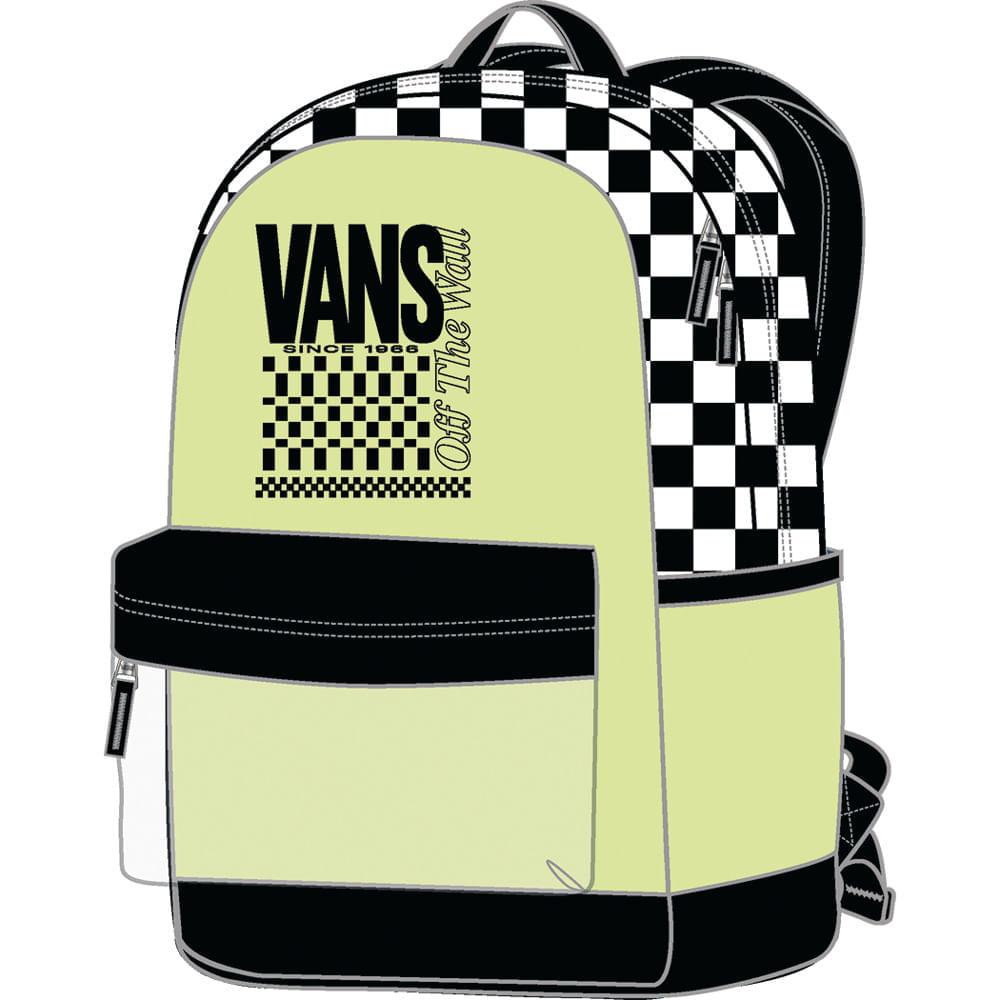 Morral-Vans-Sporty-Realm-Plus-Backpack