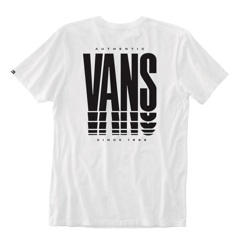 Camiseta-Vans-Reflect-Ss