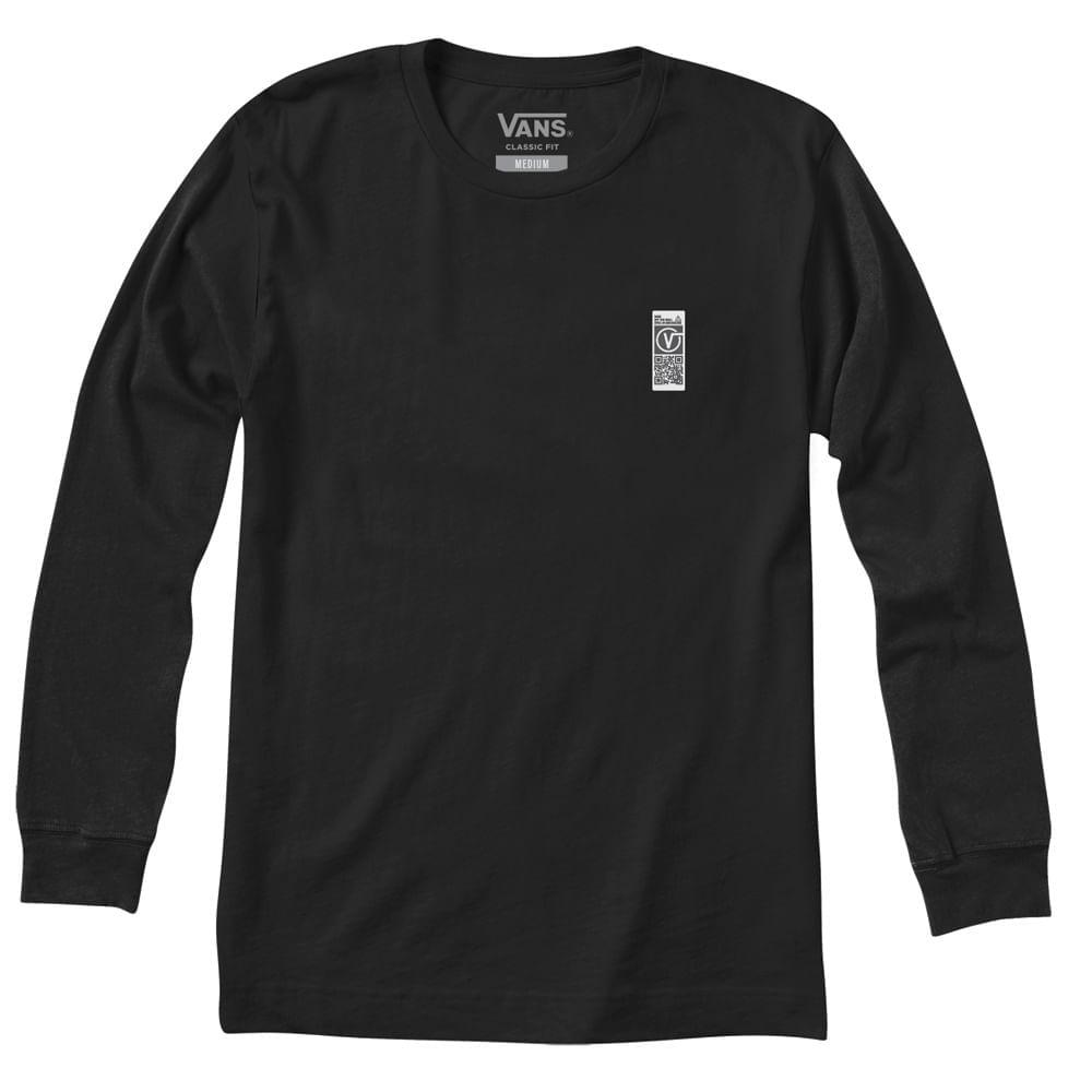 Camiseta-Vans-Quick-Response-Ls