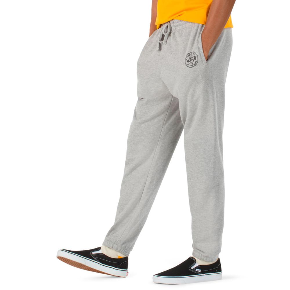 Pantalon-Vans-Logo-Up-Fleece-Pant