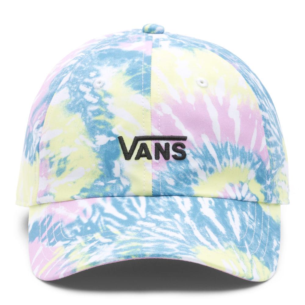 Gorra-Vans-Court-Side-Printed-Hat