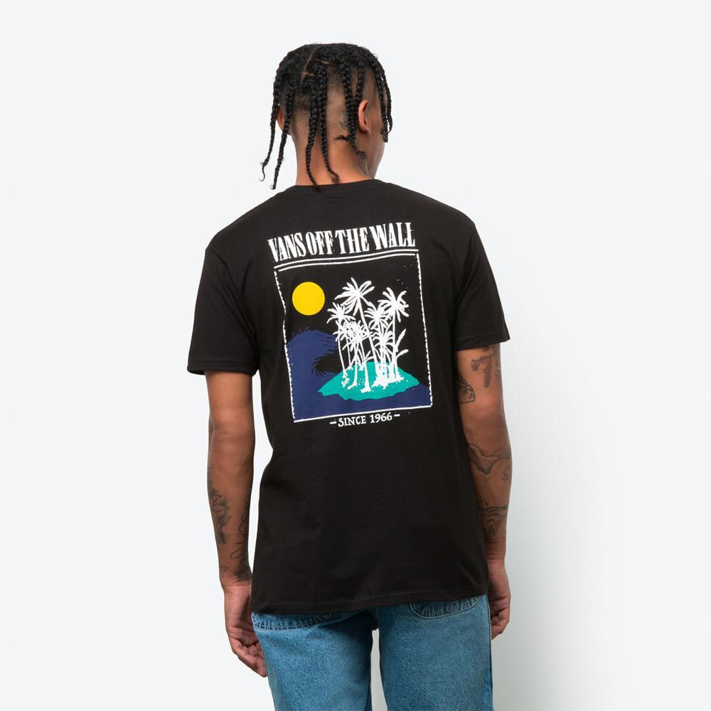 Camiseta-Vans-Deserted-Ss