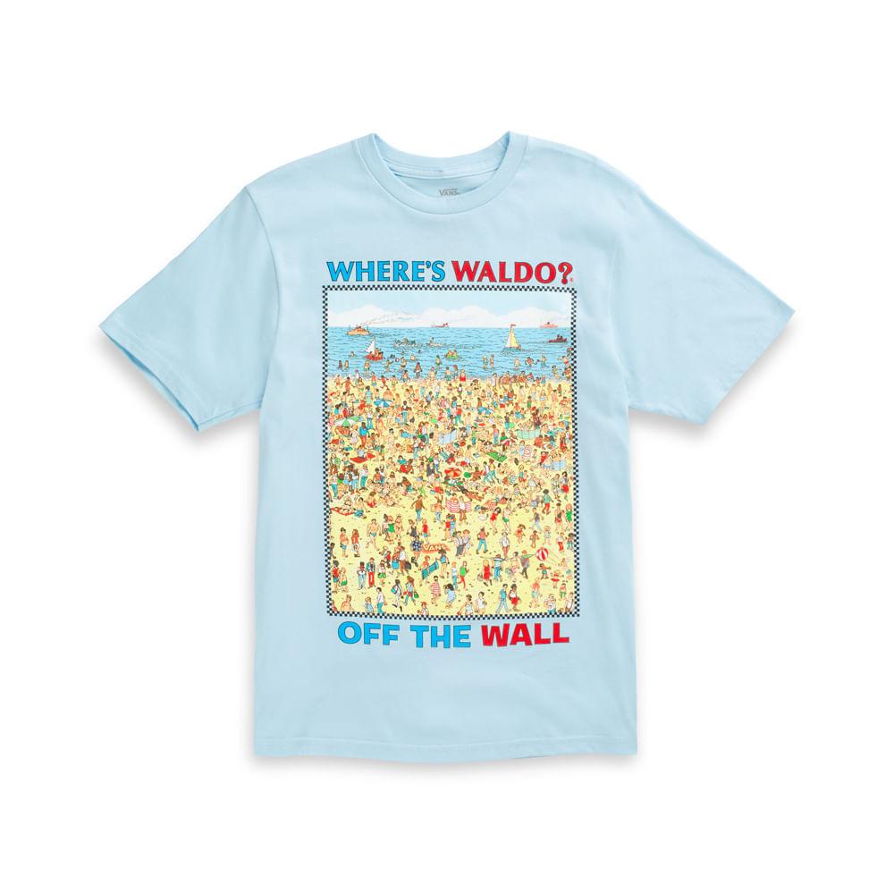 Camiseta-Vans-X-Wheres-Waldo-Beach-Ss-Boys