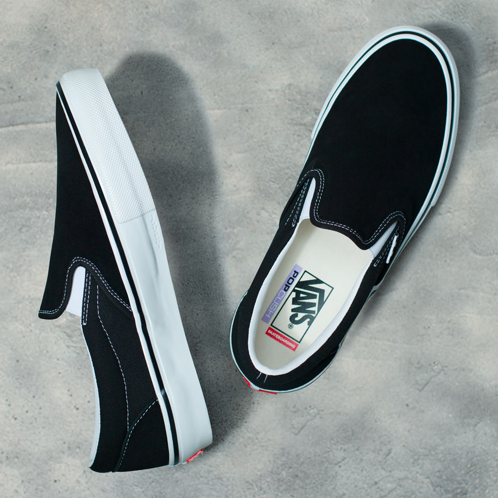 Tenis-Vans-Skate-Slip-On