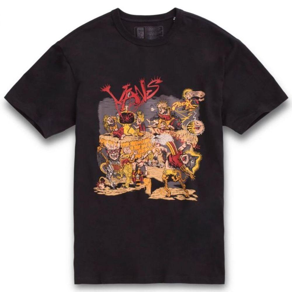 Camiseta-Off-The-Wall-Gallery-Dwiky-Ka-Ss-Hombre-Vans