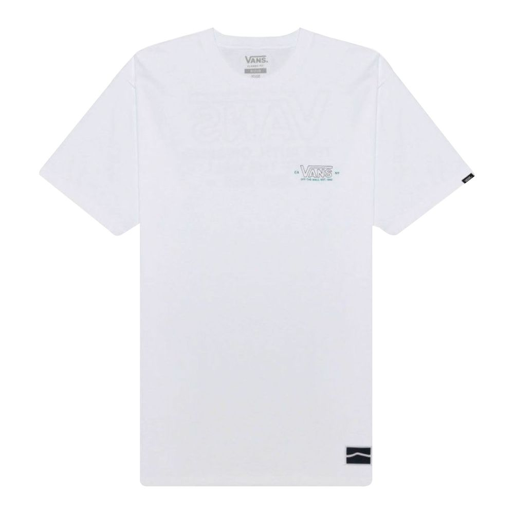 Camiseta-Sequence-Ss-Hombre-Vans